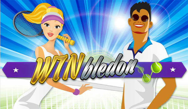 Winbledon Slots by Spin and Win